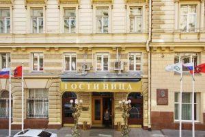 Hotelli Budapest