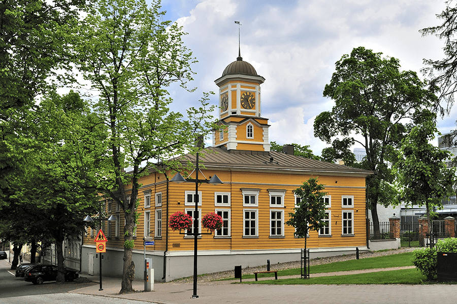 Guided tours in Lappeenranta