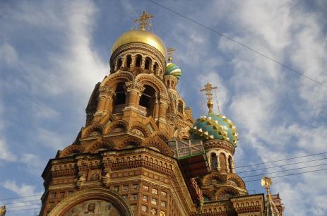 3-day city break in St.Petersburg