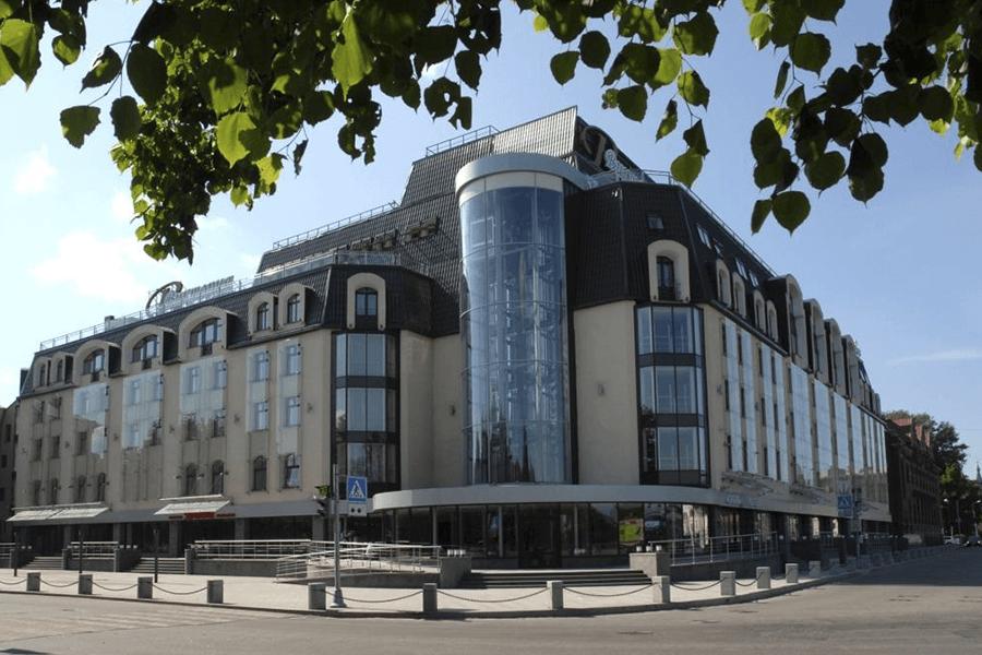 Hotelleja Venäjällä