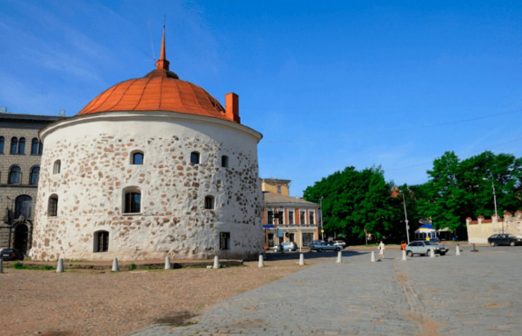 Visa-free cruise, 3 days in Vyborg