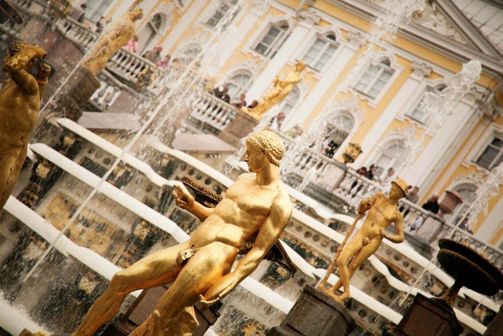 Kulttuuria Pietarissa