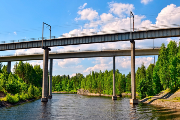 The Saimaa Canal