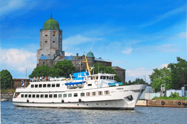 Wyborg, 2 Tage, 1 Nacht - Visafrei