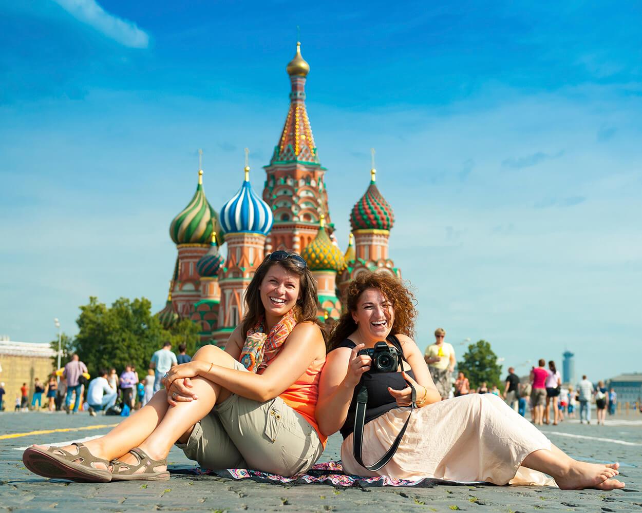 Venäjän matkat