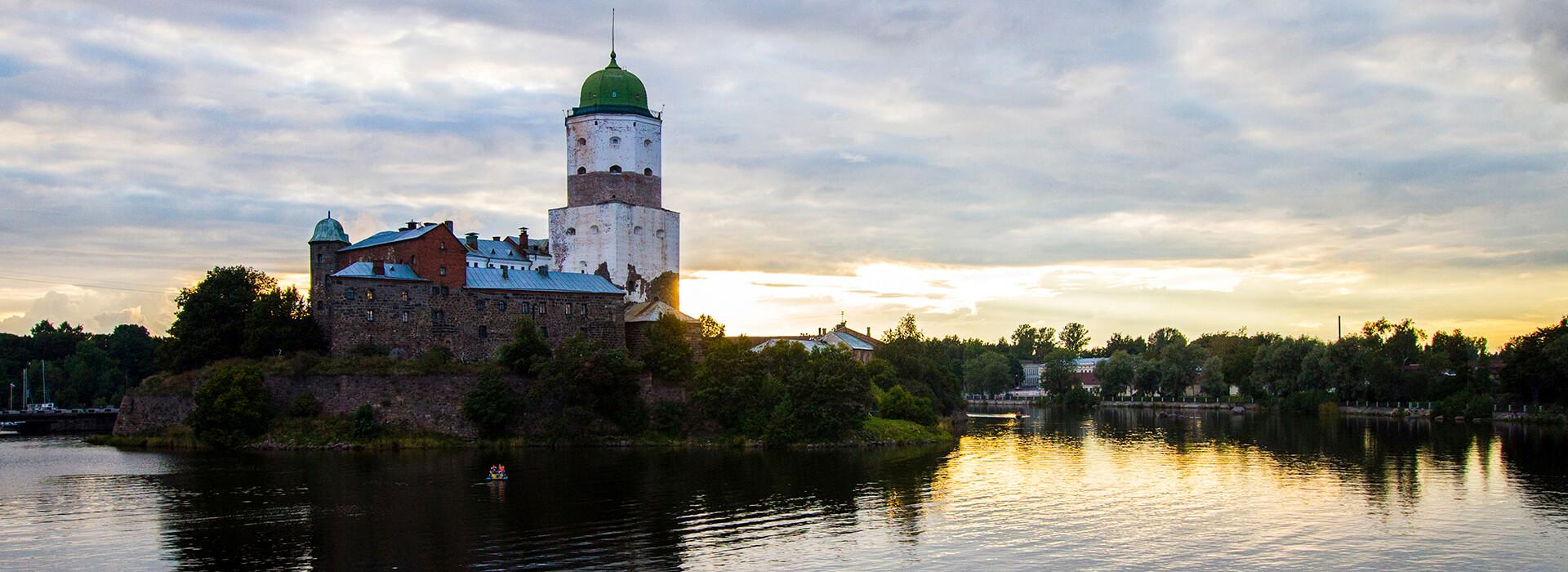 Viipurin matka, cruise to Vyborg