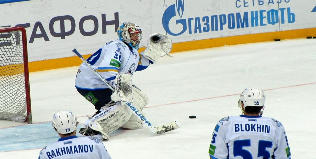 Jääkiekkomatkalle Pietariin