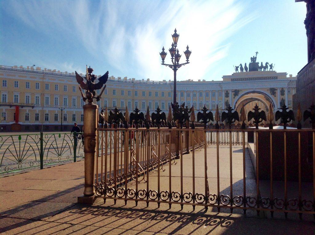 Saimaalta Pietariin 3 pv