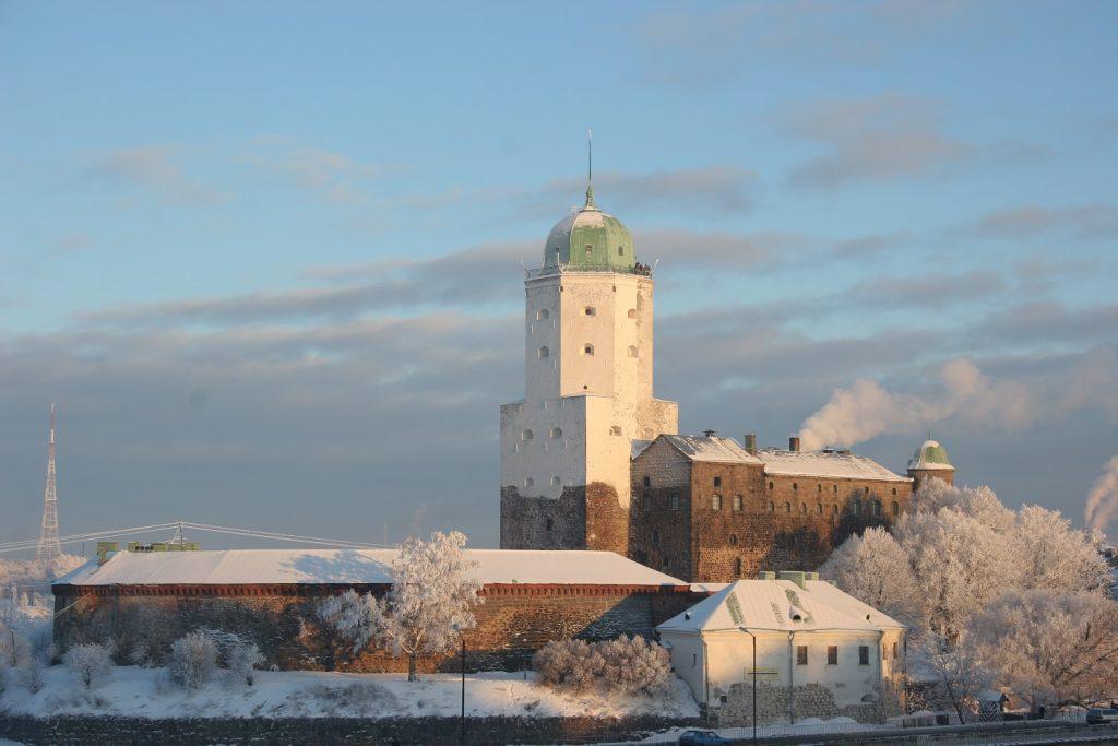 Pikkujoulumatka Viipuriin 8.-9.12.
