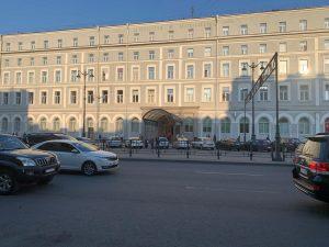 Hotelli Oktjabrskaja