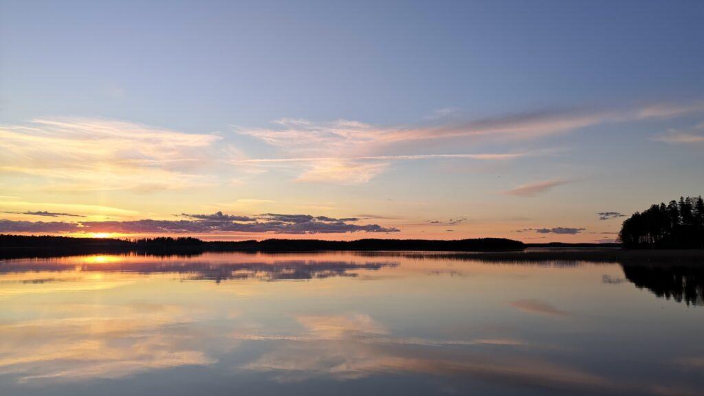 Cruises at Lake Saimaa