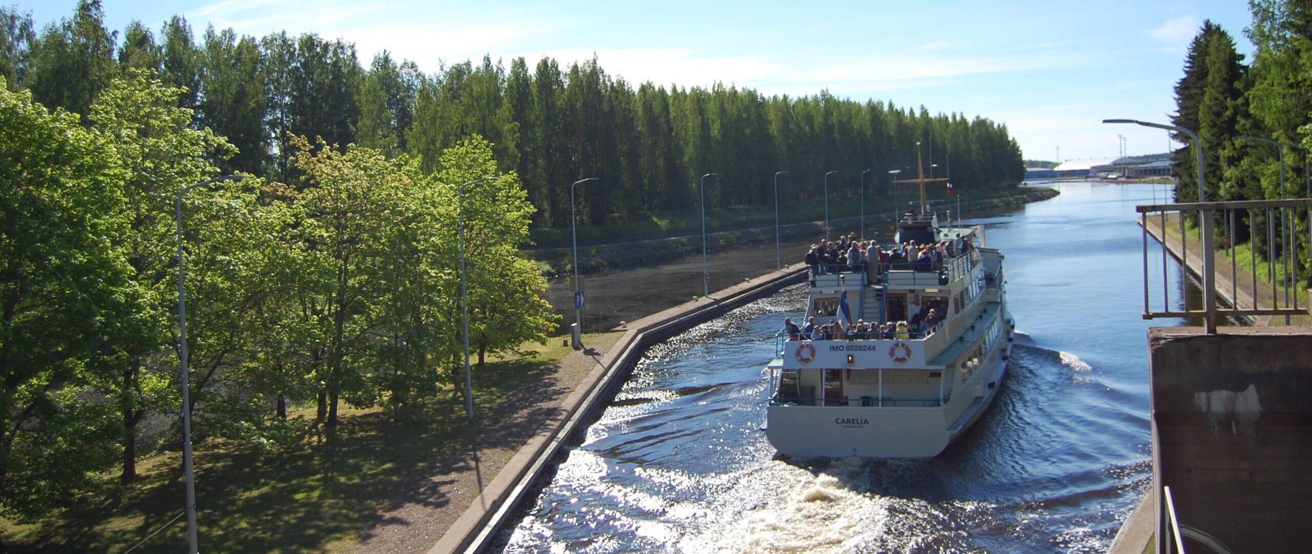 Reittimatka Lappeenranta-Nuijamaa / Nuijamaa-Lappeenranta
