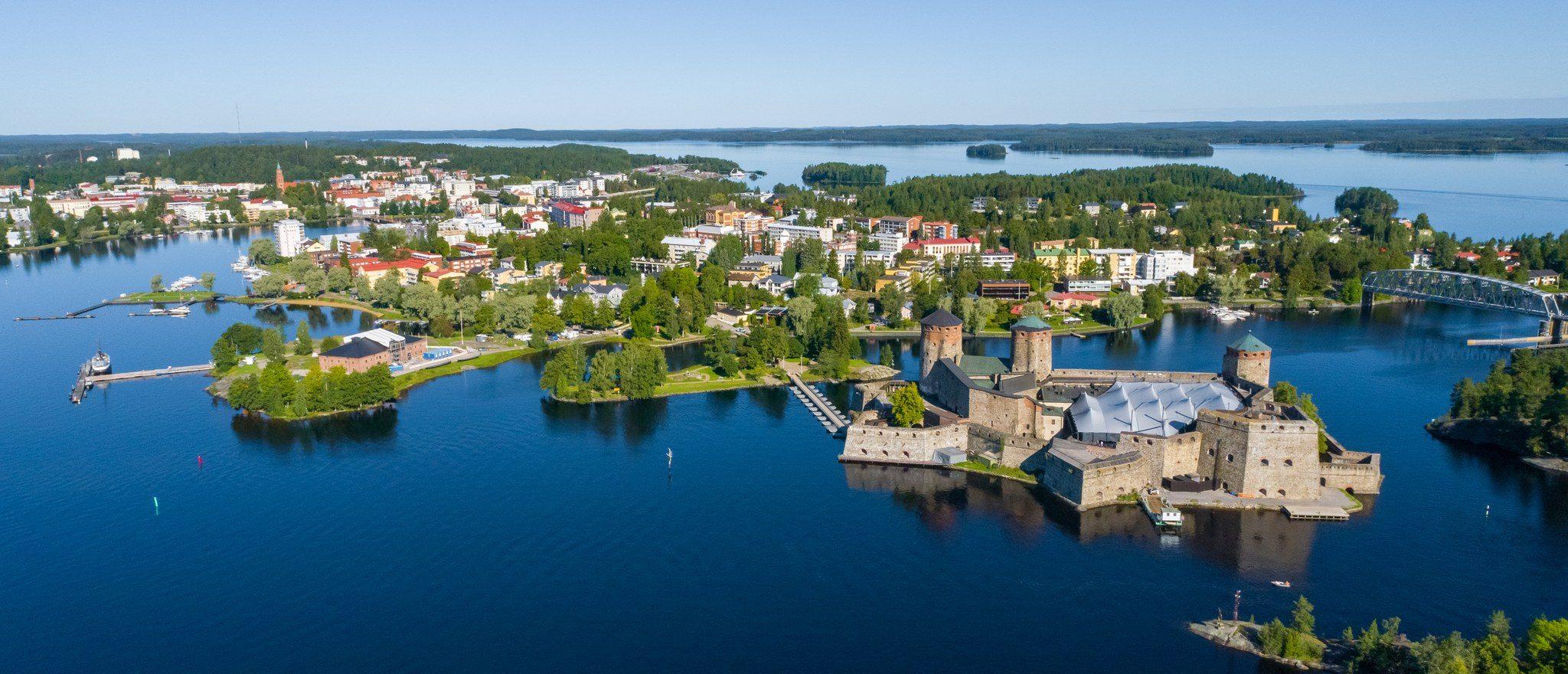 Reittimatka Lappeenranta-Savonlinna / Savonlinna-Lappeenranta