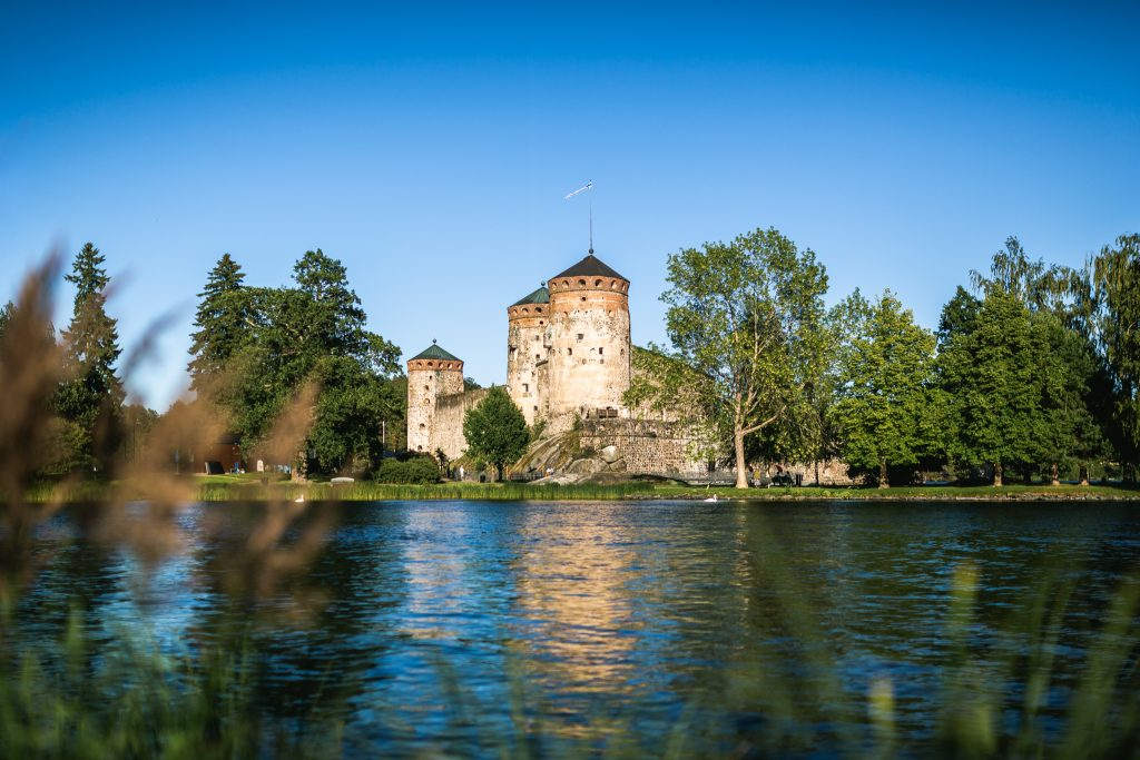 Day cruise from Lappeenranta to Savonlinna, ship & bus
