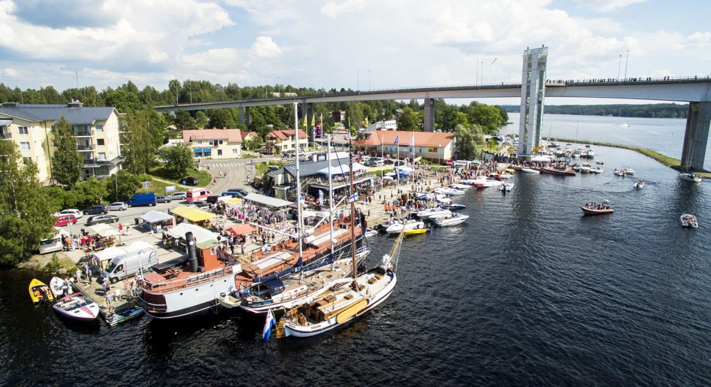 Day cruise from Lappeenranta to Puumala