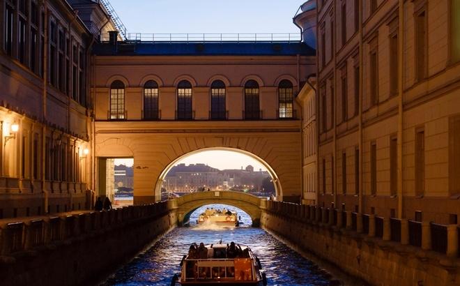 Lake Saimaa and St.Petersburg Travel Corridor Packages